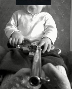 toddlerwithgun