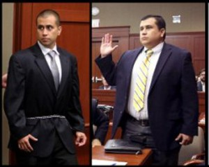 Those with Afrophobia are usually on the heavier side. Since the incident, Zimmerman has gained over 140 pounds.