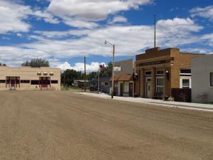 Desolate Downtown Rawlins Wy
