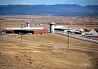 Seen Here Is Merely One Wing Of The Massive And Elaborate American Citizen Internment Camp In South Dakota's Black Hills National Forest
