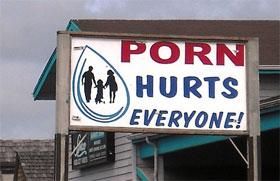 Porn banned in St. George, Utah