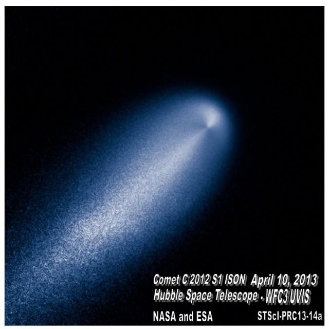 Comet C2012 S1, ISON