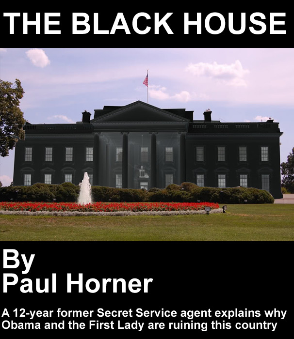 The Black House - Book by former Secret Service agent
