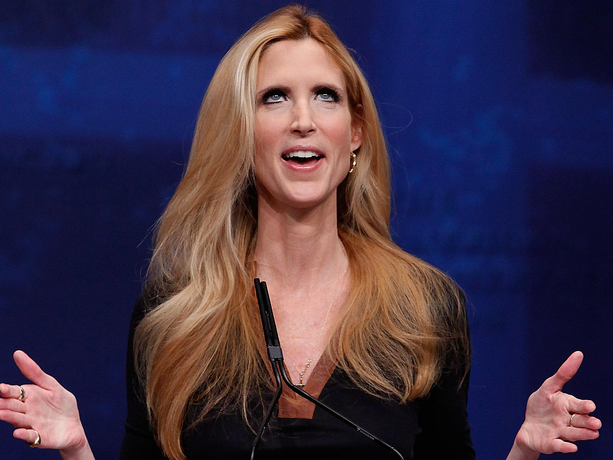 Anne Coulter Net Worth