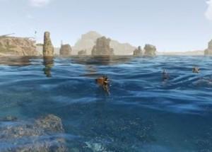 ArcheAge_typical_ocean_scene