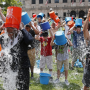 Ice bucket challenge created by the Vatican and the Catholic Church