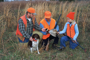 Federal Government to set minimum hunting age at 21.