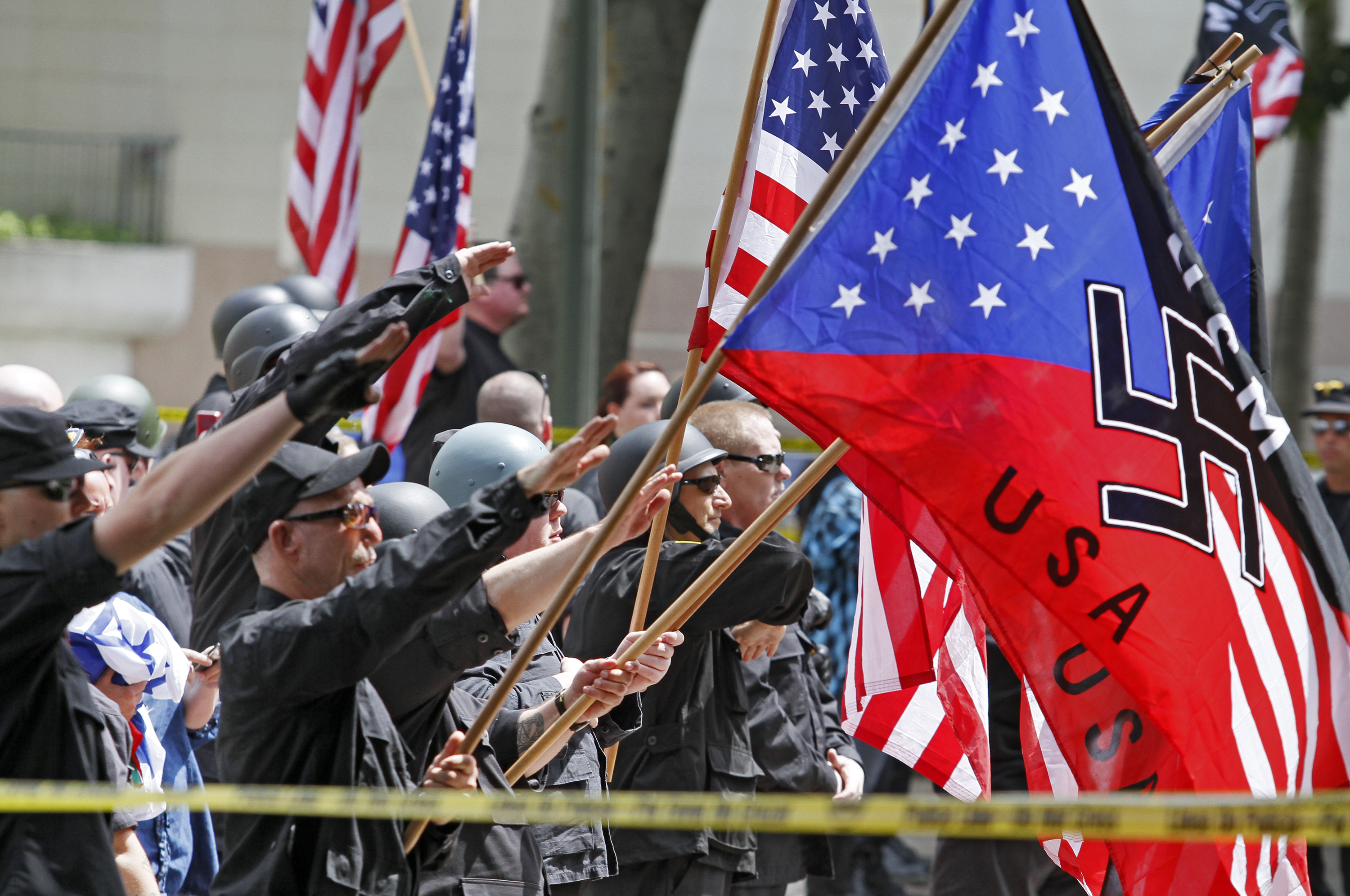 Image result for Nazis for Trump