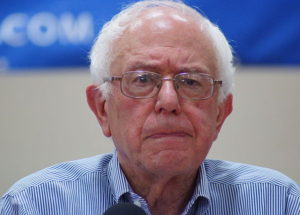 Bernie Sanders, The man behind the plan to usurp America as a Socialist State - Photo  By Marc Nozell