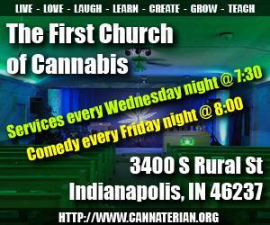 The First Church of Cannabis