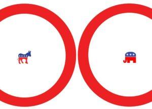 donkey elephant circles